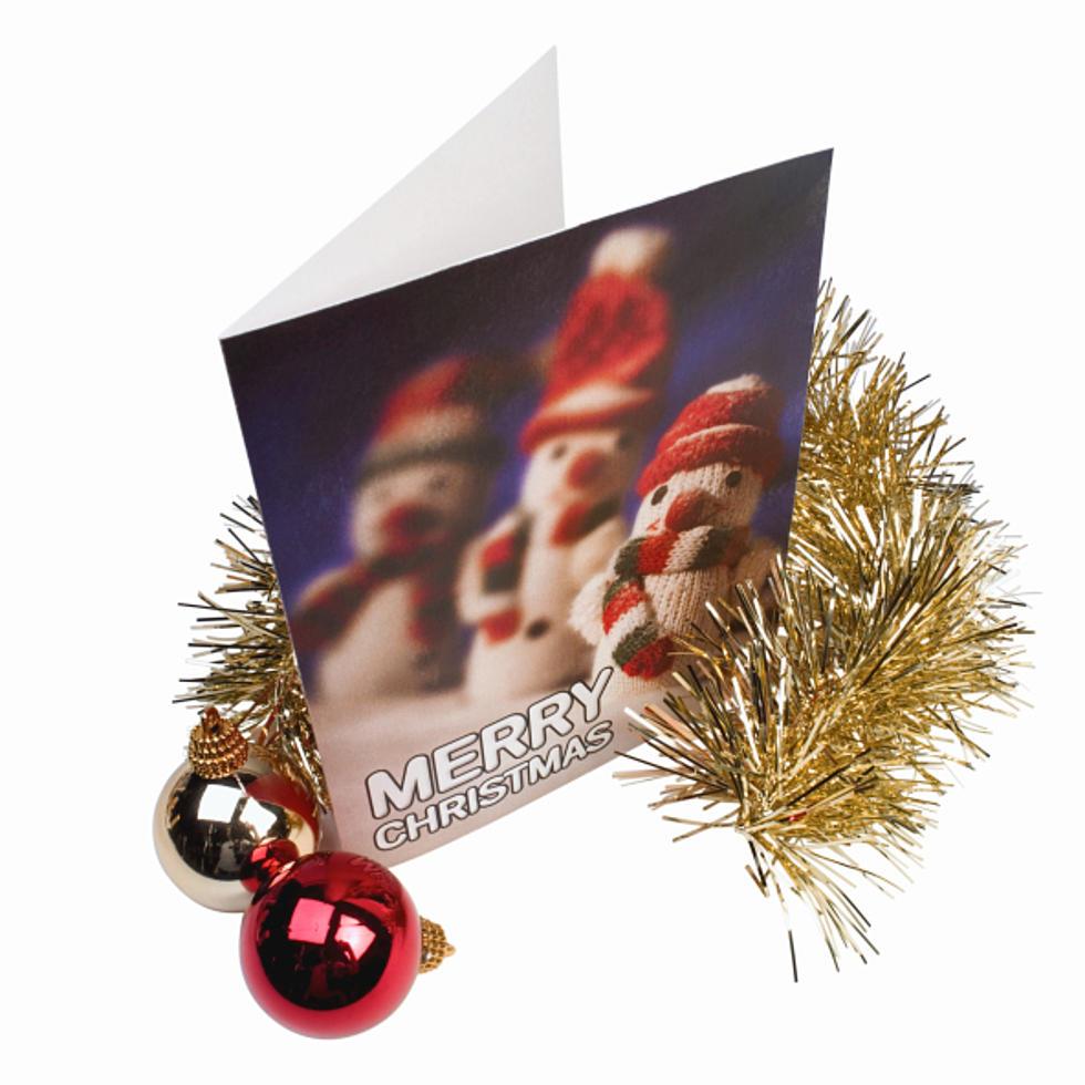 websites give good etiquette tips for sending christmas cards