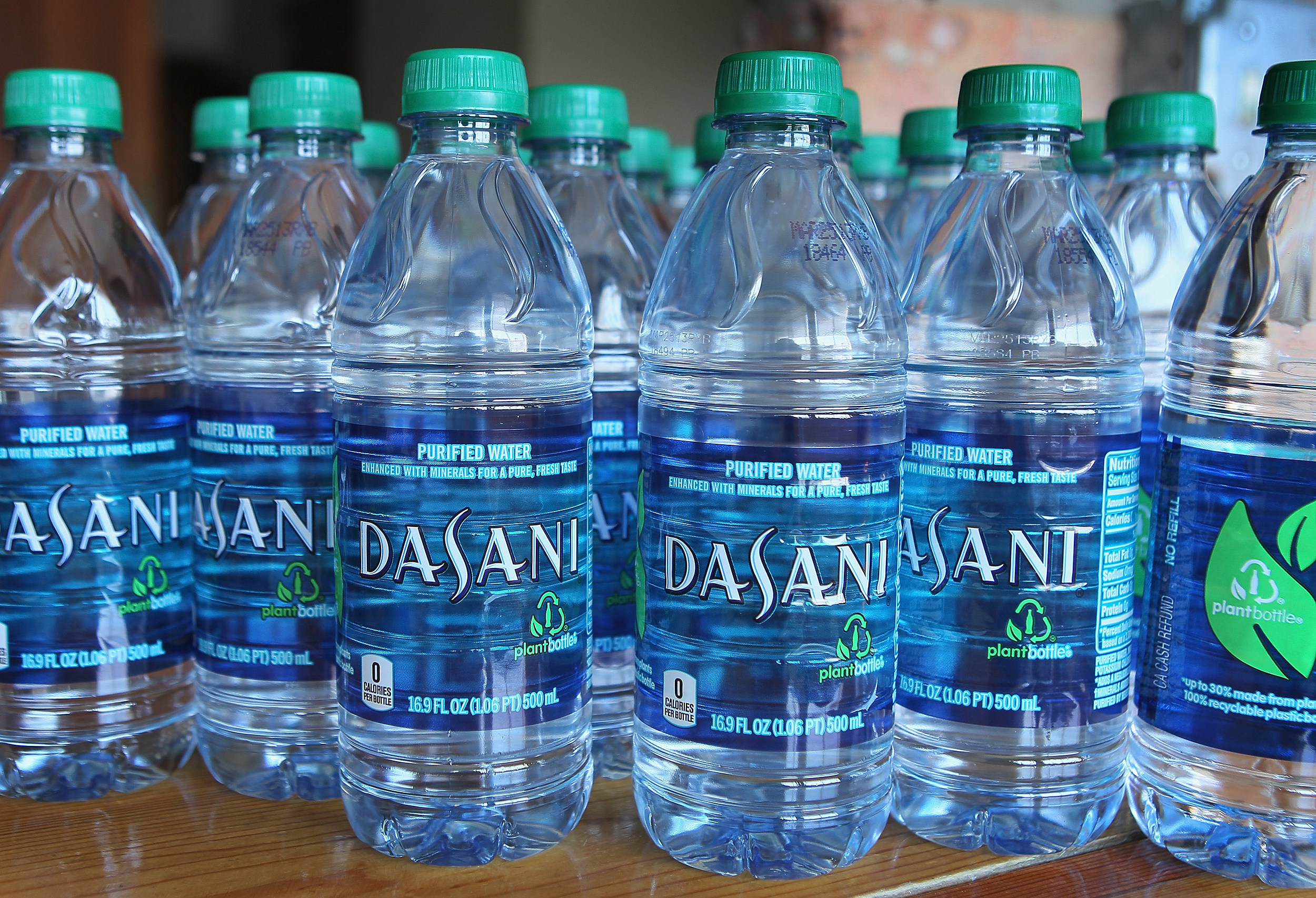 Is There a Parasite in Dasani Bottled Water or Is it Fake News