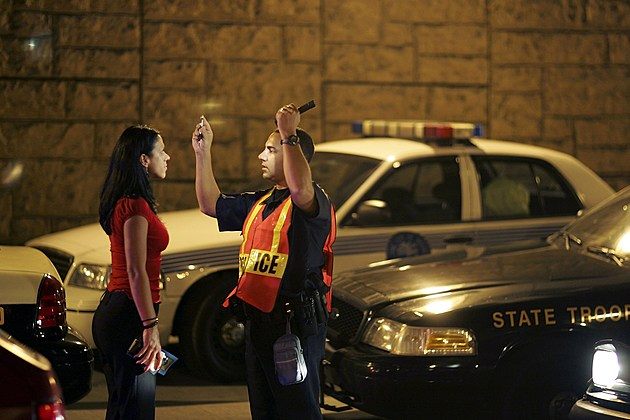 Miami Police Erect DUI Checkpoints During Holiday Season