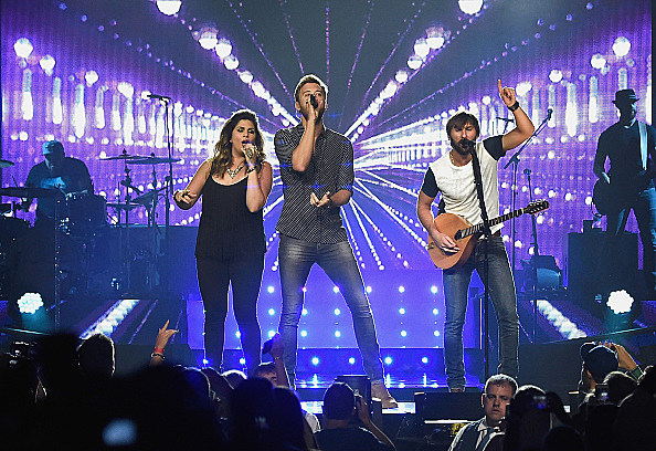 (Photo by Rick Diamond/Getty Images for Lady Antebellum)